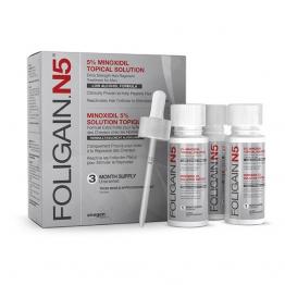 Foligain N5, Minoxidil 5%, gegen Haarausfall, Haarausfall-ende