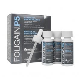 Foligain P5, Minoxidil, Haarausfall stoppen