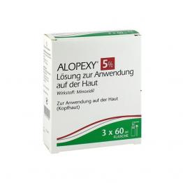 Alopexy, Minoxidil, gegen Haarausfall